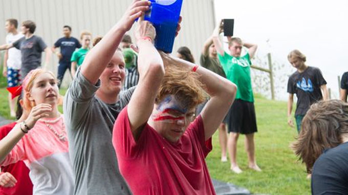 church youth group activity harford county maryland